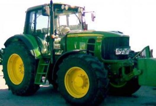 Tractor John Deere 6530 de la