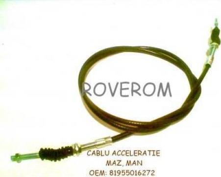 Cablu acceleratie (L=1990 mm) Man, Maz-Man
