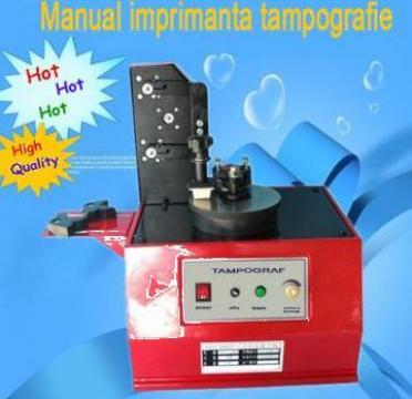 Imprimanta tampografie semiautomata