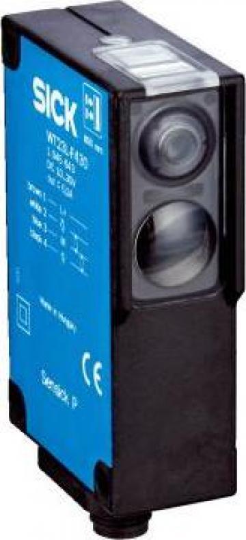 Senzor laser Sick WT23L-F430, detectie 10-800mm, BGS de la Dandori Com Srl.