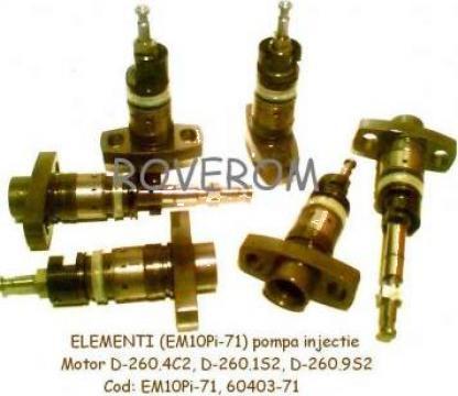 Elementi (EM10Pi-71) pompa injectie  Motor D260, euro 2