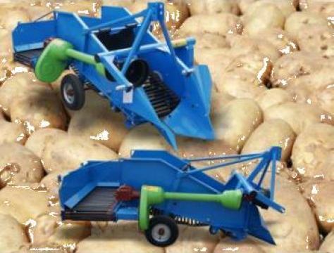 Masina de recoltat cartofi Z653/2 Pyrus 1 rand