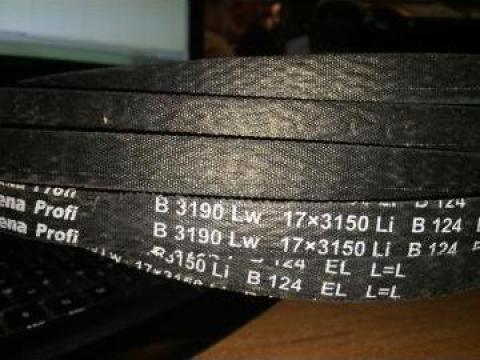 Curea de transmisie 17 x 3150 Li de la Baza Tehnica Alfa Srl
