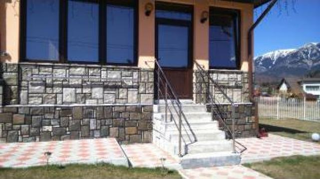 Balustrade inox pentru scari balcoane terase piscine for Piscine inox design
