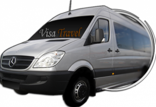 Inchiriere microbuze de la Visa Travel