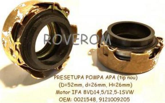 Presetupa pompa apa motor IFA 4VD, 6VD, 8VD (52x26x26mm)
