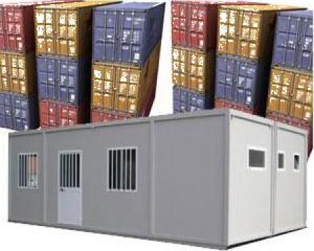 Containere maritime si birou second hand Bucuresti