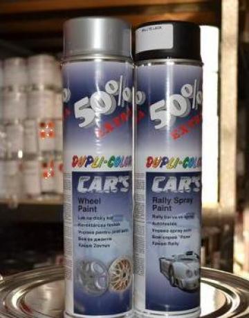 Spray vopsea pentru jante de la H&H Total Impex Srl