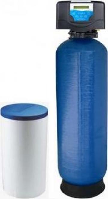 Dedurizator apa cu procesare electronica volumetrica