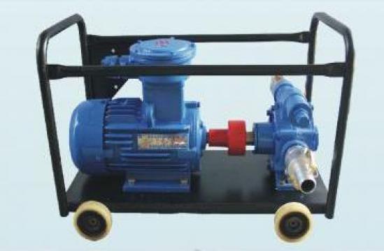 Pompa Antiex cu pompa transvazat motorina, benzina 3 inch