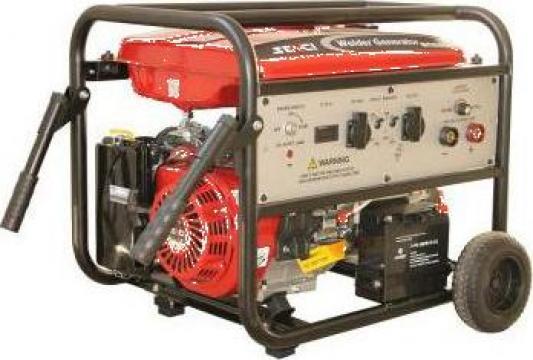 Generator de curent pentru sudura SC-200EW de la Electrotools Srl