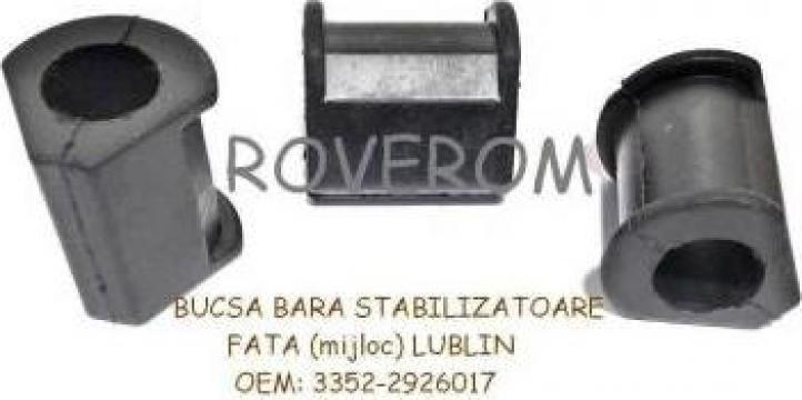 Bucsa bara stabilizatoare fata (mijloc) Lublin de la Roverom Srl