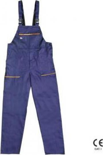 Pantaloni cu pieptar Comati PP de la Vikmar Serv