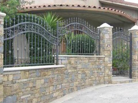 Gard fier forjat de la Rollux Construct