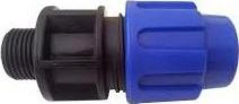 """Racord compresiune D.50 x 1, 1/4"""" de la Perfect Style"""