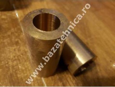 Bucsa bronz fi 40 x fi 26 x lungime 80 mm de la Baza Tehnica Alfa Srl