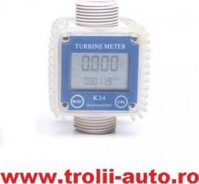Contor digital k24 pompa transfer motorina de la Trolii-auto.ro