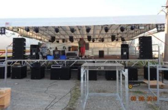 Inchiriere scena pentru concerte de la Erre Emme Impex SRL