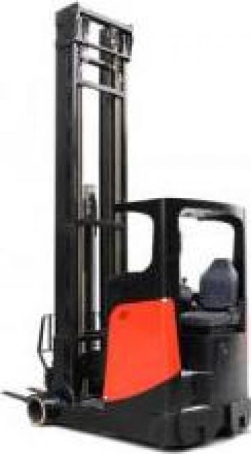 Stivuitor electric Reach Truck, Sit Down, 1,6tone
