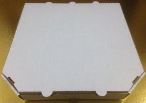 Cutii pizza 30 x 30 de la M & C Packing