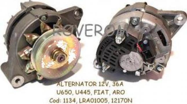 Alternator 12V, 36A U650, U445, Fiat, Aro