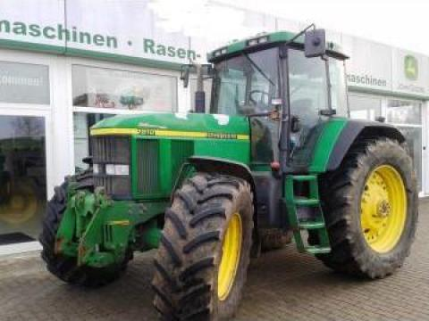 Tractor John Deere 7810 de la Global Farming Srl