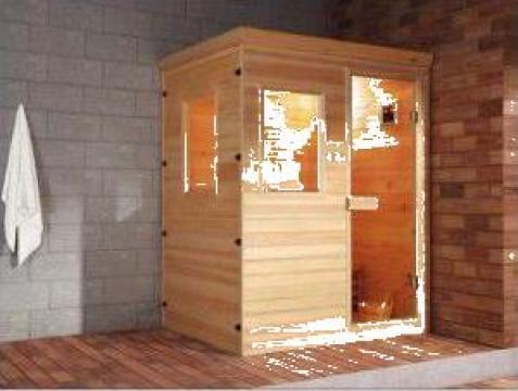 Sauna Elimaki 1,65m x1,23m