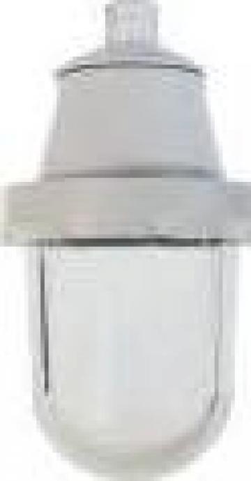 Corp iluminat antiex Eva, Ex d II C