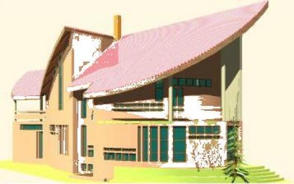 Consultanta proiecte locuinte individuale si colective de la B.i.a. Arh. Dorin I. Boila