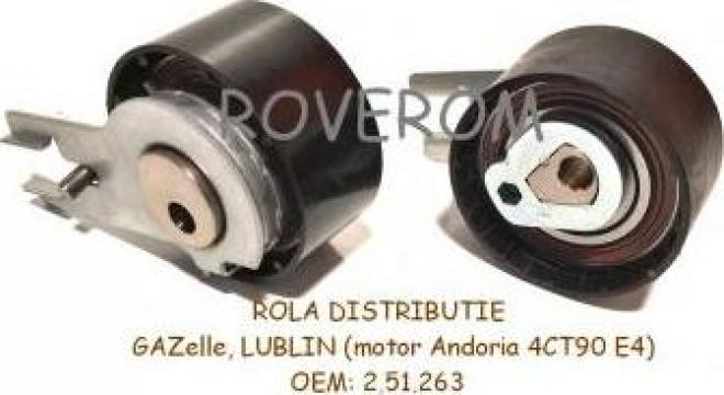 Rola distributie GAZelle (motor Andoria ADCR-1201, euro 4)