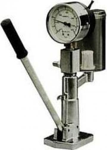Aparat de testare injectoare diesel de la Nascom Invest