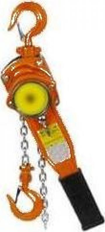 Palan manual cu lant 4907-094 de la Nascom Invest