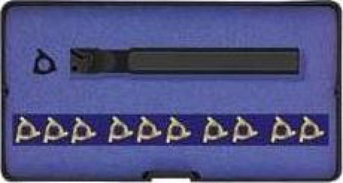 Set retezare cu tija interioara de fixare cu inel 0717-606 de la Nascom Invest