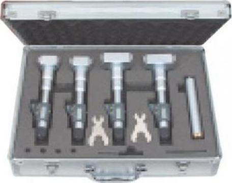 Set micrometru digital de interior in 3 puncte 5514-304 de la Nascom Invest
