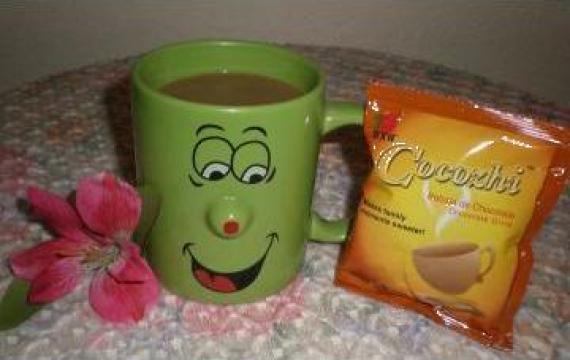 Cafea cu ganoderma de la Sc Panmar Impex Srl