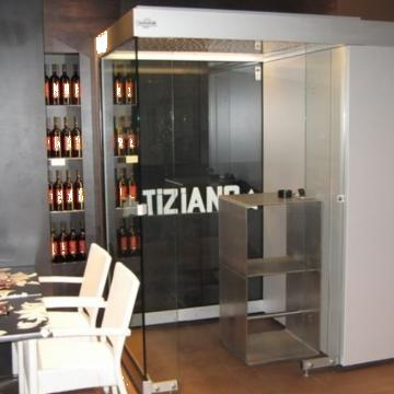 Cabina pentru fumatori Horeca Line de la Parcon Freiwald Srl