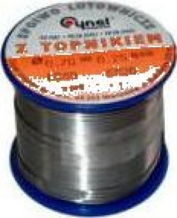 Aliaj de lipire Fludor 1mm de la Redresoare Srl