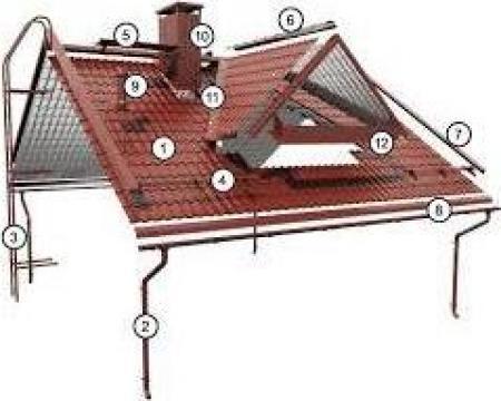 Montaj invelitori acoperis de la Emylt Construct