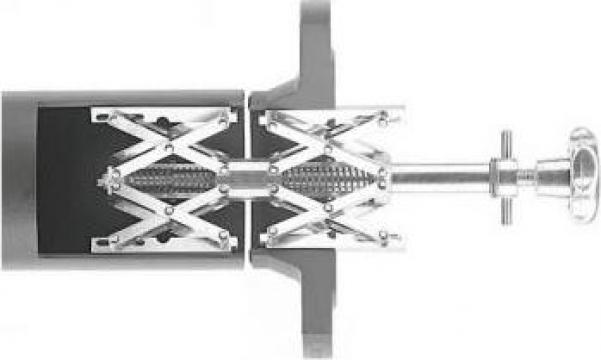 Dispozitiv interior de centrare tevi 54 -520mm de la Parcon Freiwald Srl