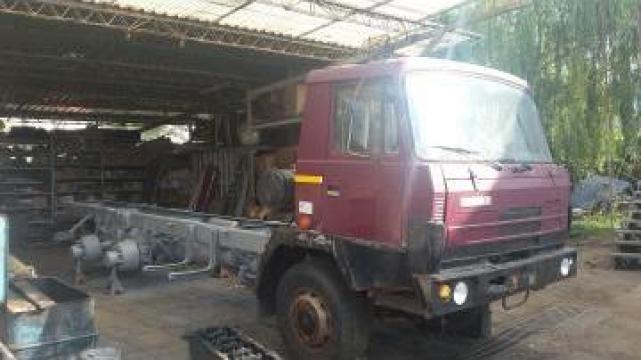 Camion Tatra 815 de la Autocomexim