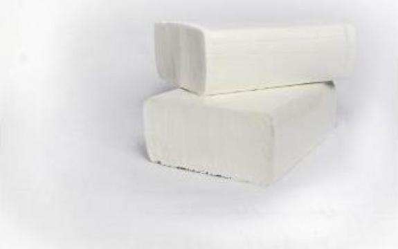 Servetele pliate V Fold celuloza de la Adimex Cleaning Srl