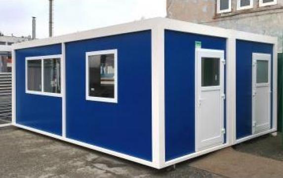 Container birou, dormitor, depozit, sanitar, magazin de la Web Soft Promo
