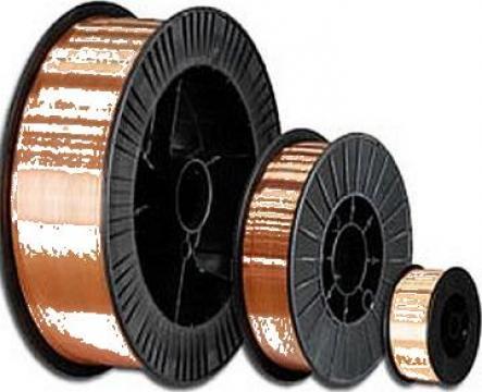 Sarma sudura SG2 0.6mm rola 5kg de la Plasmaserv Srl