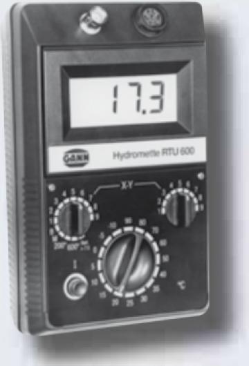 Tester umiditate RTU 600 de la Alveco Montaj Srl