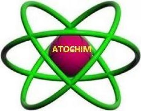 Azotat de argint AgNO3 0,1 V titrofix de la Atochim Srl