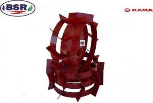 Roti metalice motosapa BSR de la Basarom Com