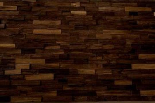 Tapet Oban pentru pereti din lemn de nuc
