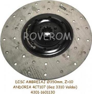 Disc ambreiaj Gaz 3310 Valdai (motor Andoria 4CT107)