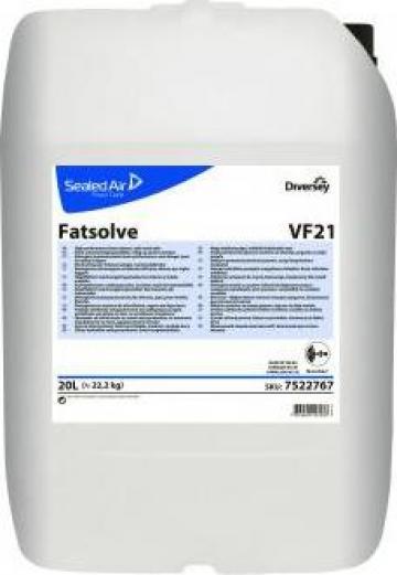 Detergent profesional Fatsolve 20litri de la Best Distribution Srl