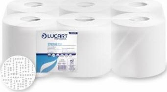 Prosop de hartie rola Lucart Strong 150 de la Best Distribution Srl